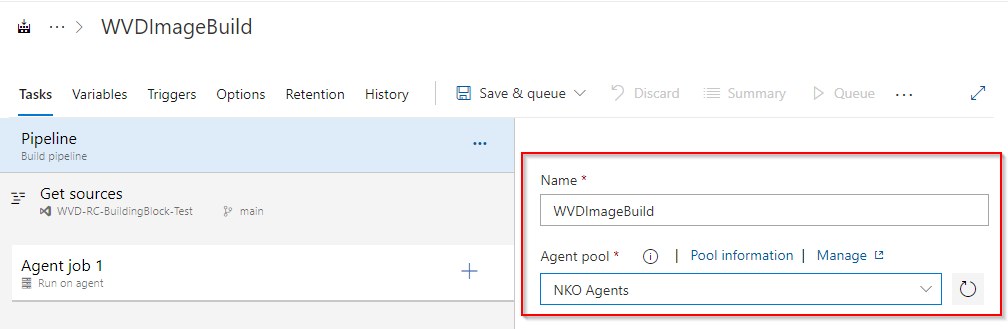Windows 10 Image Series - Part 1 - Naming pipeline and agents