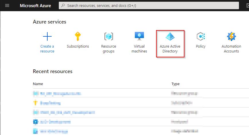 Windows 10 Image Series - Part 0 - Git Azure Active Directory