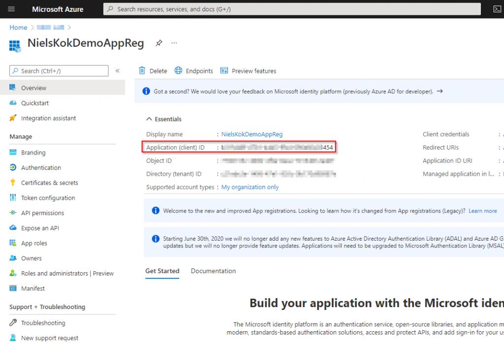Windows 10 Image Series - Part 0 - Git App ID