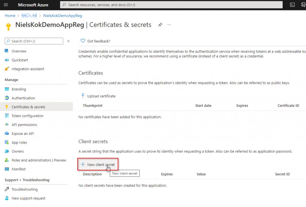 Windows 10 Image Series - Part 0 - Git Certificates secrets 2
