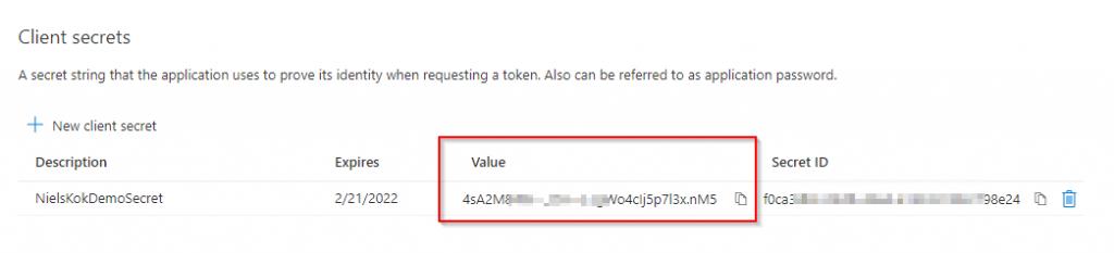 Windows 10 Image Series - Part 0 - Git Certificates secrets values